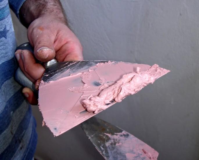 آموزش ساخت بتونه در ساختمان