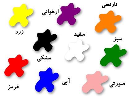 استفاده از ترکیب رنگ ها در تزیین خانه